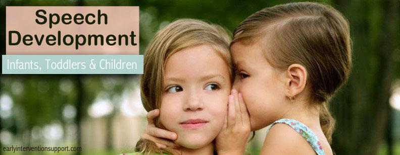 speech skills children