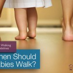 When Should Your Baby Start Walking? Baby Walking Guidelines
