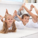 Family Yoga: Practicing Yoga with Your Children