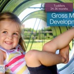 Gross Motor Skills for Toddlers 24 – 36 Months