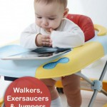 Walkers, Exersaucers & Jumpers: Is There an Impact on a Baby's Development?