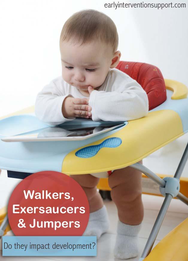walkers impact child development