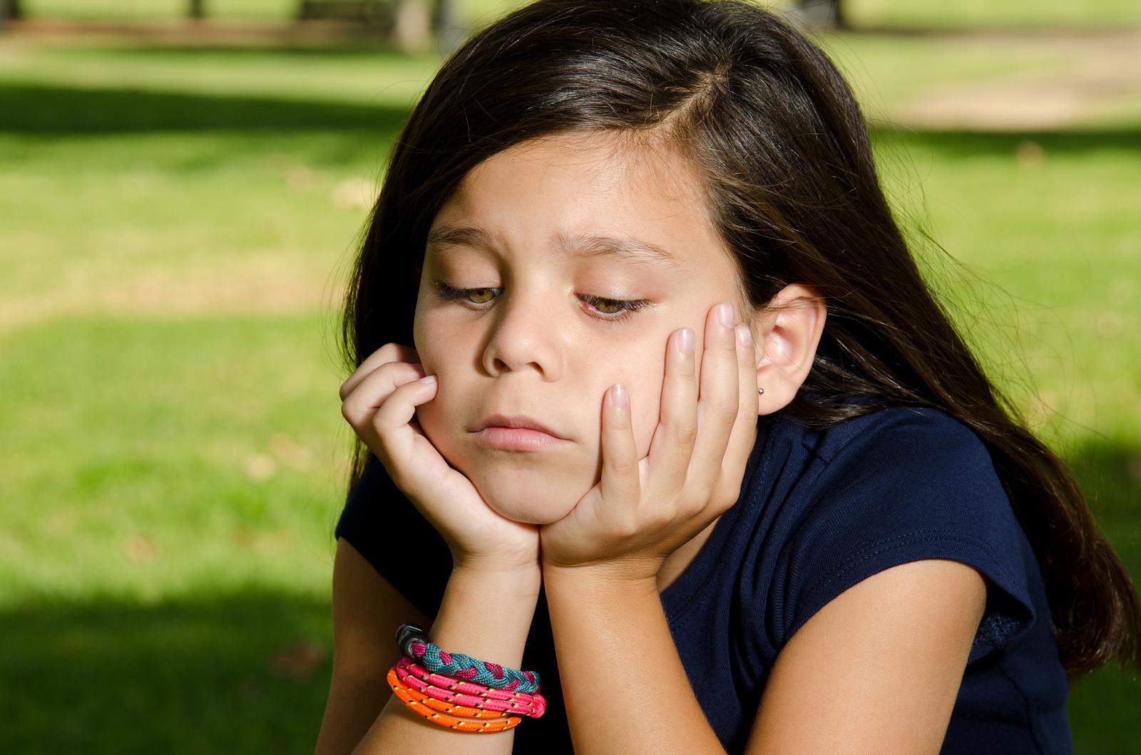 child exhibits adhd symptoms