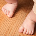 Baby Standing? – The Development of Standing & Stepping (Gross Motor Skills)