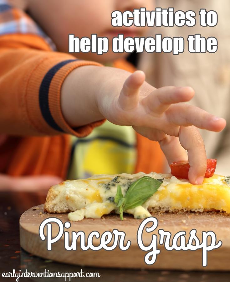 Development of Pincer Grasp Pincer Grasp Development