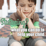 Toddler Stuttering? What is Stuttering & How to Stop Stuttering
