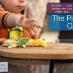 Development of the Pincer Grasp