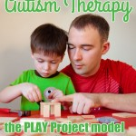 Autism Spectrum Therapies: the PLAY Project