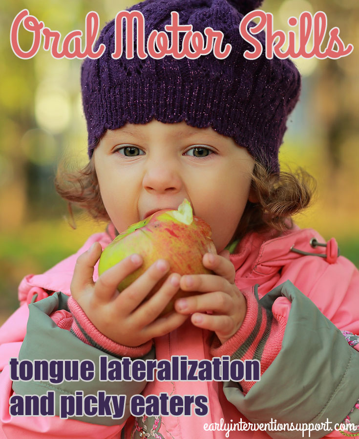 Oral Motor Difficulties 103