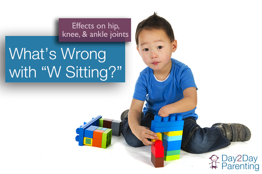 What S Wrong With The W Sitting Position In Children D2dp