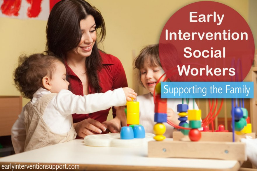 Early intervention social workers