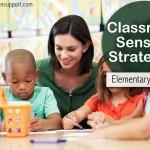 Sensory Strategies for the Elementary School Classroom
