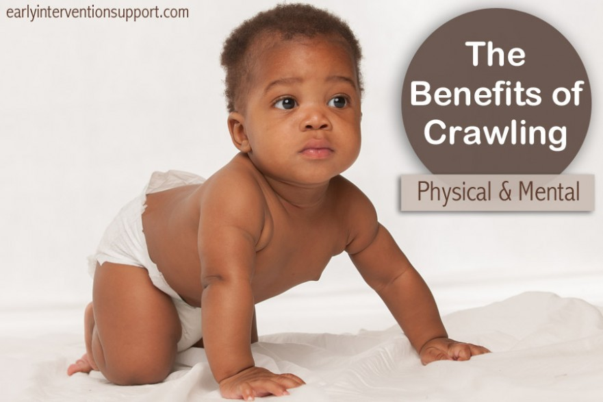 benefits of crawling