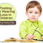 Testing for Hearing Loss in Children