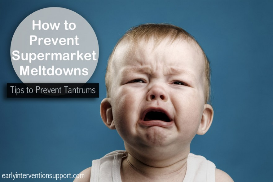 preventing tantrums