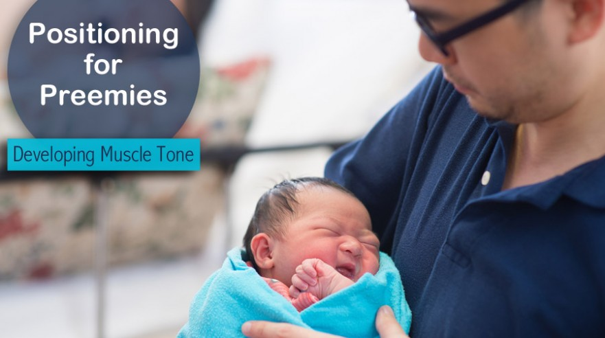 Premature baby development