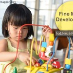 Fine Motor Development in Toddlers and Preschoolers