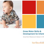Gross Motor Skills for Infants Aged 0-12 Months