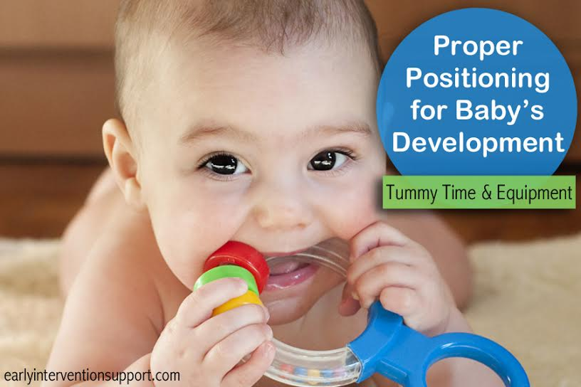 Position Your Baby - Early Intervention Support