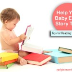 Ways to Make Story Time Fun For Your Infant or Toddler