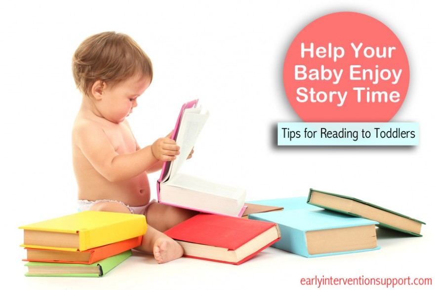 Story Time - Early Intervention Support