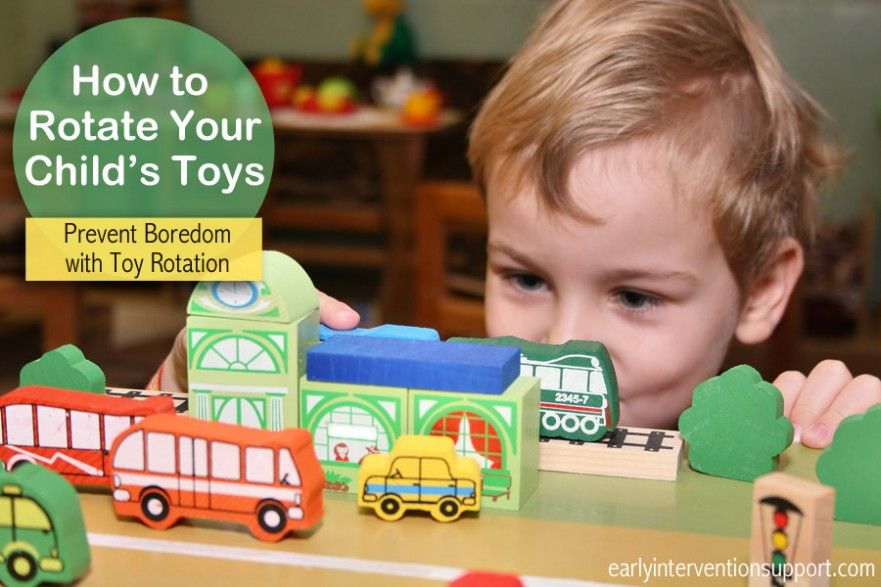 toy rotation - Early Intervention Support