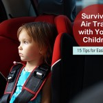 15 Tips for Surviving Air Travel with Children