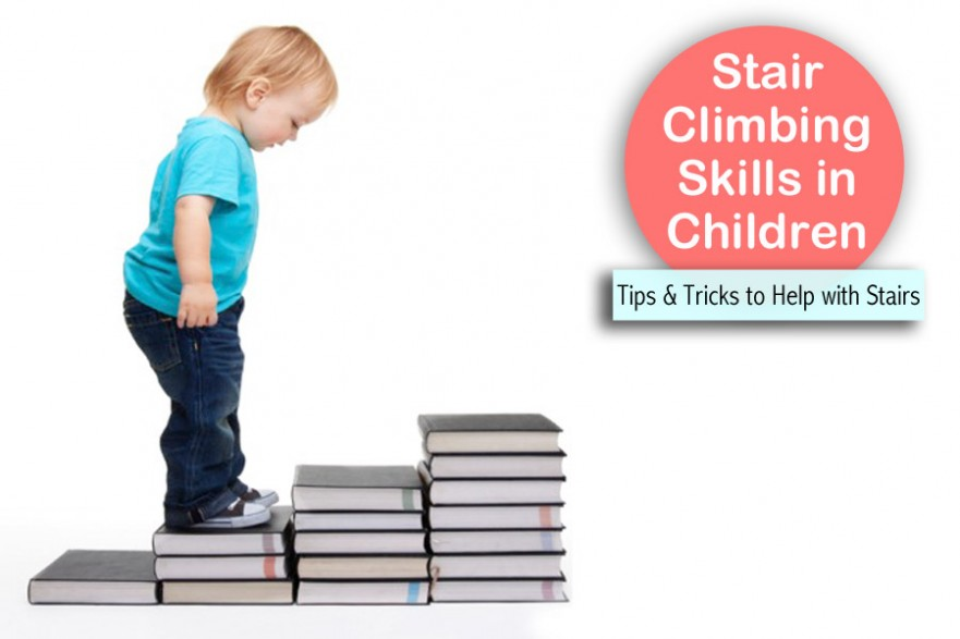 Stair Climbing Skills - Early Intervention Support