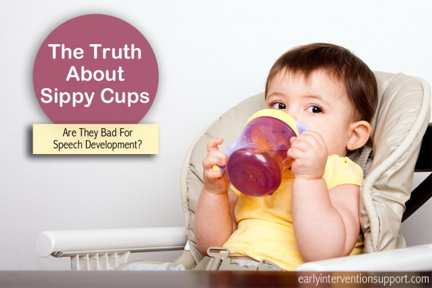 Sippy Cups - Early Intervention Support