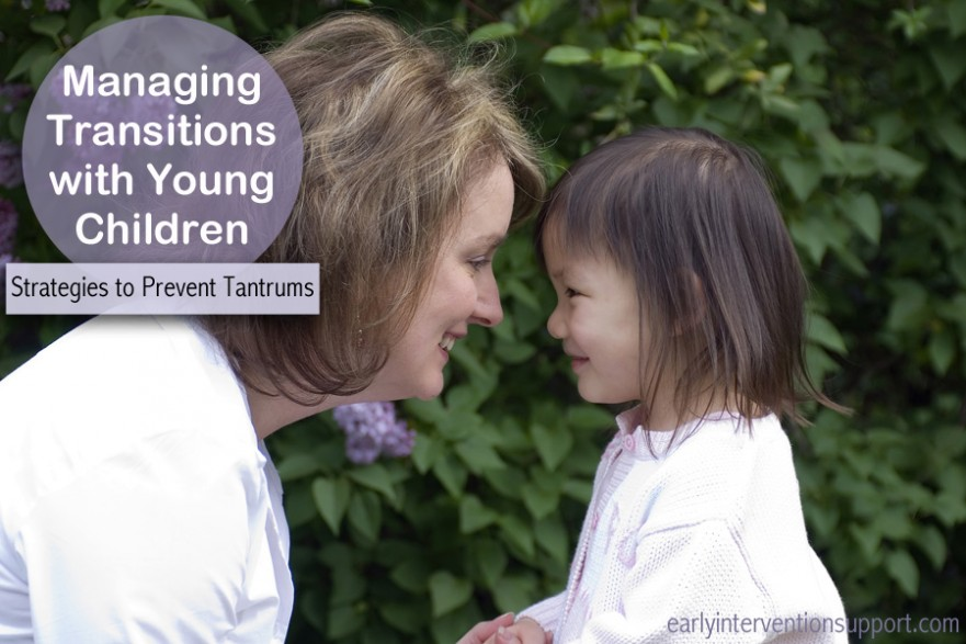 Make Transitions Easier - Early Intervention Support