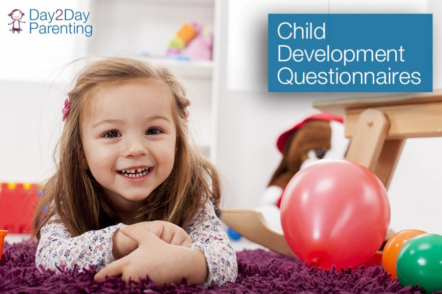 child development questionnaire