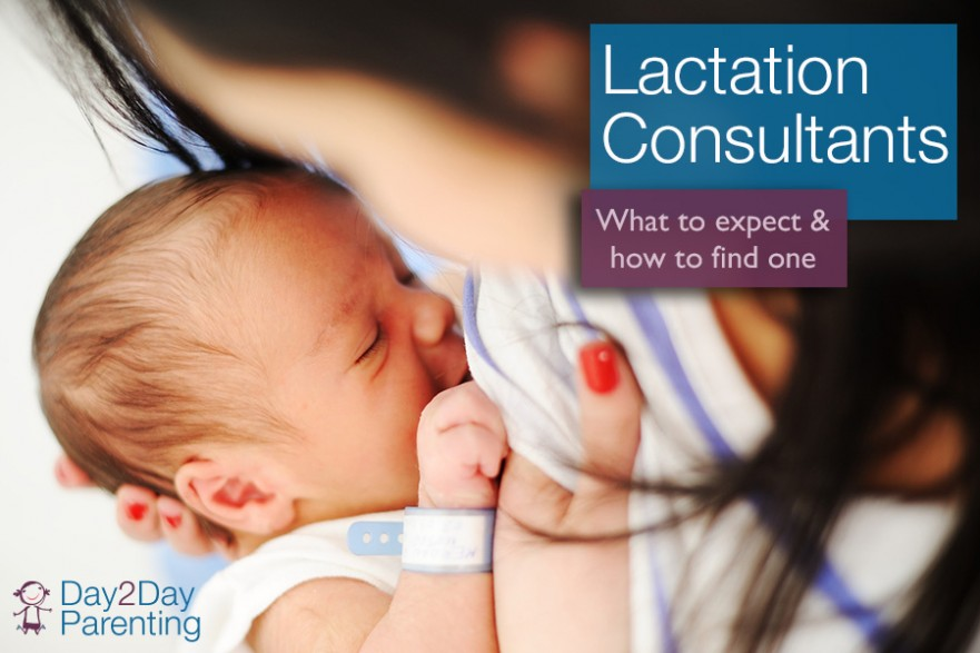 lactation consultant