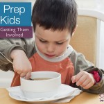 Meal Preparation For Kids: How To Get Them Involved