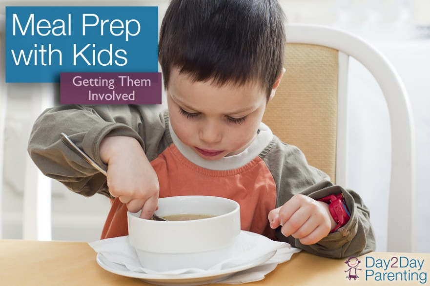Meal Preparation For Kids - Day 2 Day Parenting