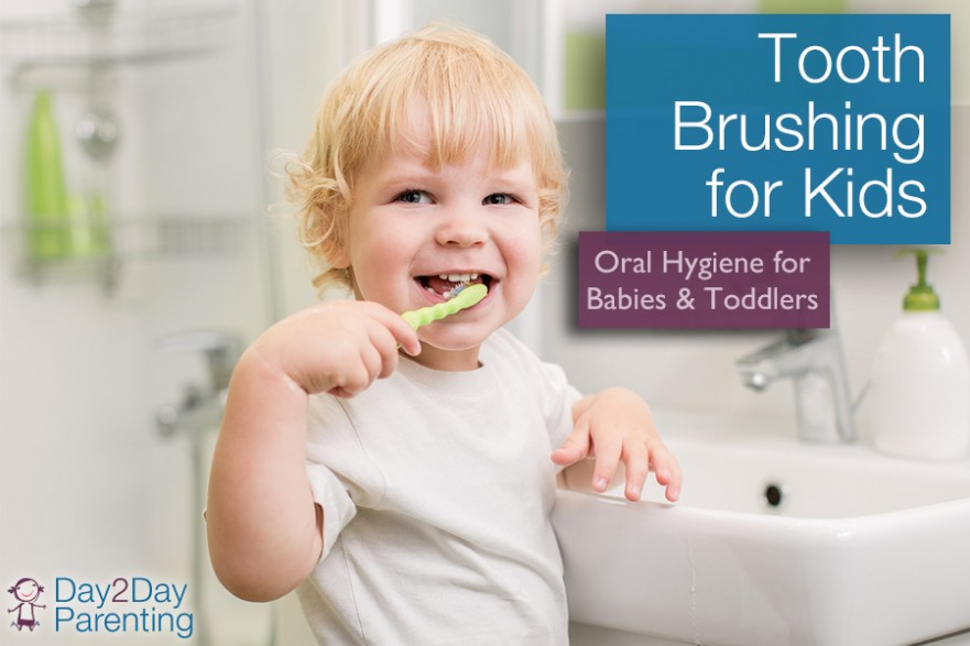 tooth brushing for kids