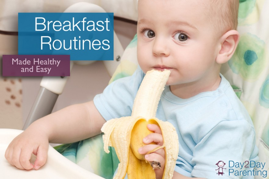healthy breakfast - Day 2 Day Parenting
