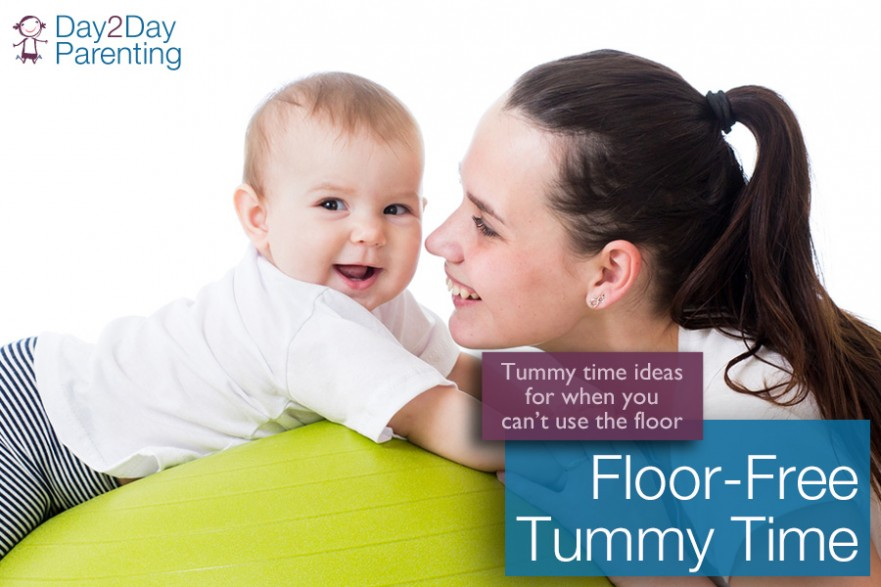 tummy time - Day 2 Day Parenting