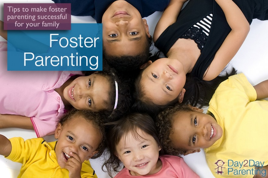 Foster Parenting - Day 2 Day Parenting