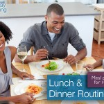 Using Meal Planning in Your Lunch & Dinner Routine