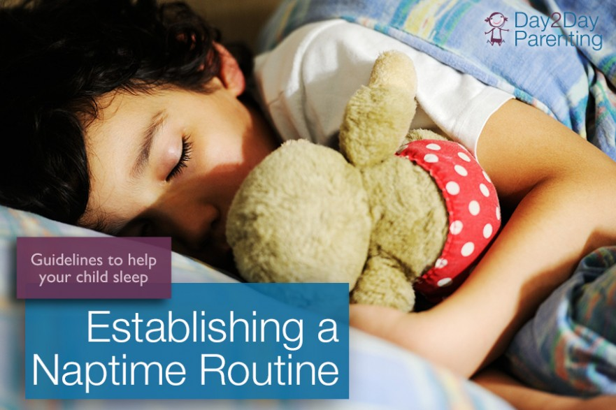 Naptime Routine - Day 2 Day Parenting