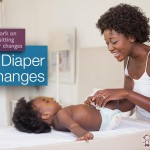 How to Work on Rolling & Sitting During Diaper Changes