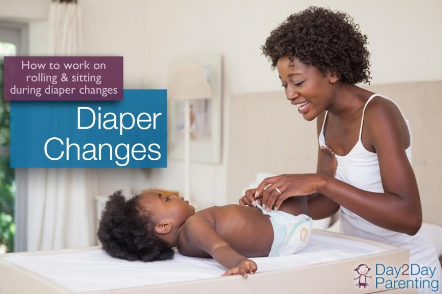 Diaper Changes - Day 2 Day Parenting