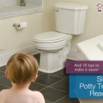 Signs of Potty Training Readiness & 10 Tips to Make It Easier