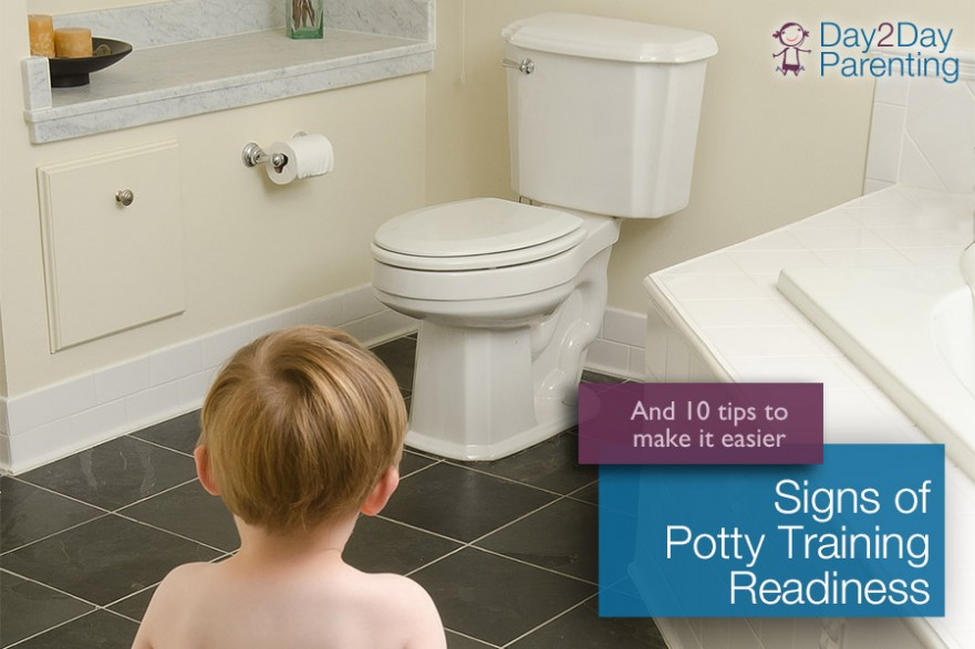 potty training - Day 2 Day Parenting